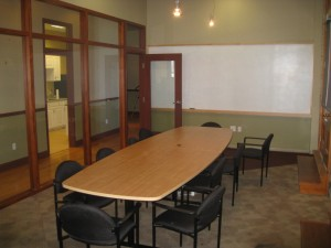 conference room at Texas Coworking